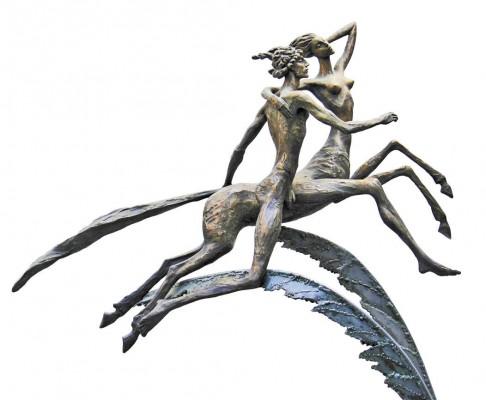 Актеон и Меланиппа